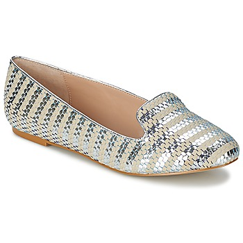 Shoes Women Ballerinas Carvela LYCHEE Silver