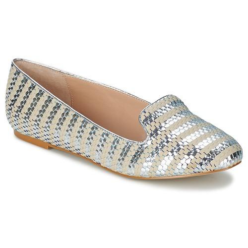 Shoes Women Ballerinas Carvela LYCHEE Silver