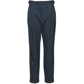 material Women 5-pocket trousers Joseph DEAN Marine