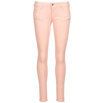 material Women slim jeans Kaporal QUINZE Pink