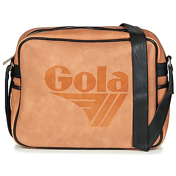Bags Men Messenger bags Gola REDFORD ELITE Brown