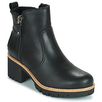 Shoes Women Ankle boots Panama Jack PAULINE Black