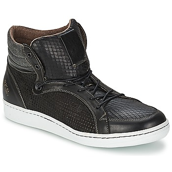 Shoes Men High top trainers BKR LAST MAN Black