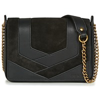 Bags Women Shoulder bags Nat et Nin CAPRI Black