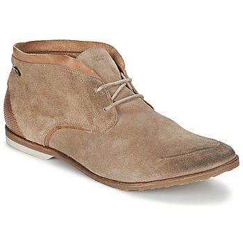 Shoes Men Mid boots Coqueterra DYLAN BEIGE
