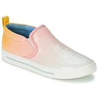 Shoes Women Slip ons Marc by Marc Jacobs CUTE KICKS Multicolour