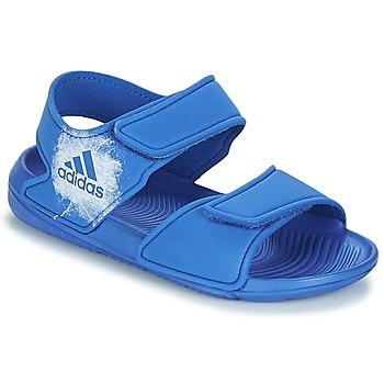 Shoes Children Sandals adidas Originals ALTASWIM C Blue
