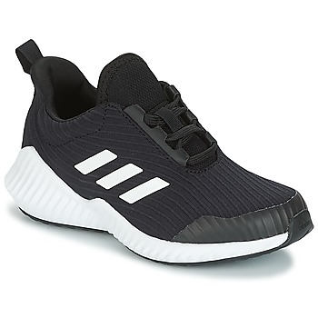 Shoes Children Low top trainers adidas Performance FORTARUN K Black