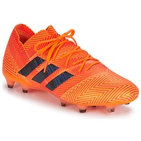 Shoes Men Football shoes adidas Performance NEMEZIZ 18.1 FG Black / Red