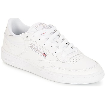 Shoes Women Low top trainers Reebok Classic CLUB C 85 White