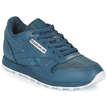 Shoes Children Low top trainers Reebok Classic CLASSIC LEATHER J Marine