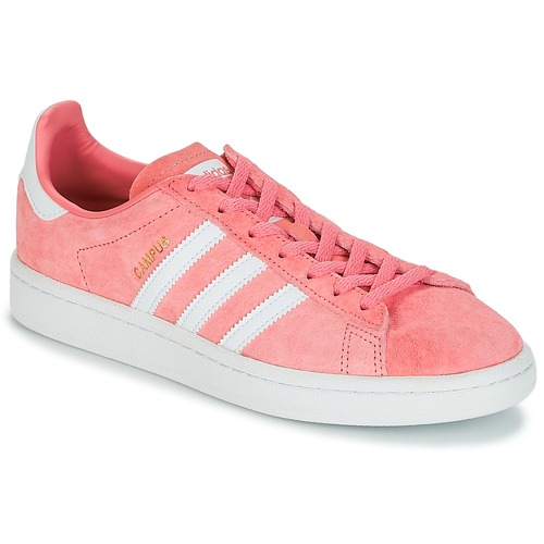 san francisco b29d2 86373 Shoes Women Low top trainers adidas Originals CAMPUS W Pink