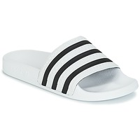 Shoes Sliders adidas Originals ADILETTE White / Black