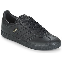 Shoes Children Low top trainers adidas Originals GAZELLE J Black