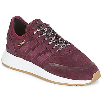 Shoes Children Low top trainers adidas Originals N-5923 J Bordeaux