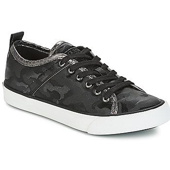 Shoes Women Low top trainers Guess JOLIE Black