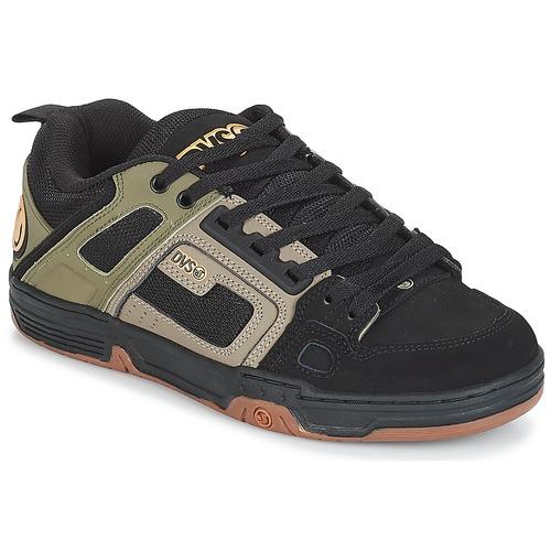 Shoes Low top trainers DVS COMANCHE Grey / Black