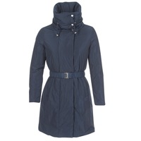 material Women Parkas Geox KENLY Marine
