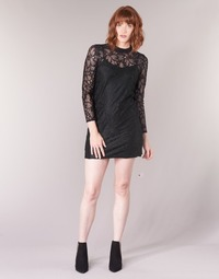 material Women Short Dresses Molly Bracken ZEDEL Black