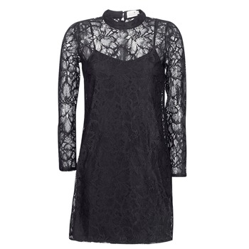 material Women Short Dresses Molly Bracken ZEDEL Black