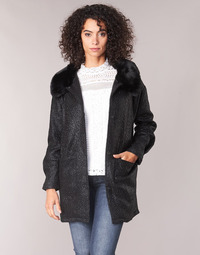 material Women coats Molly Bracken QUIEN Black