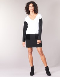 material Women Short Dresses Morgan RMAOLI Multicoloured