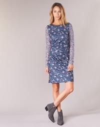 material Women Short Dresses Smash UMBRELA Multicoloured