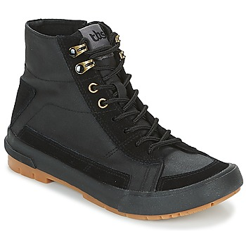 Shoes Women High top trainers TBS BIVOUAC Black