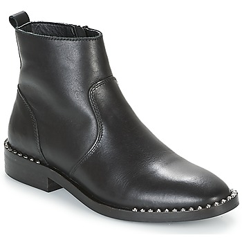 Shoes Women Mid boots Bullboxer TELMASSA  black