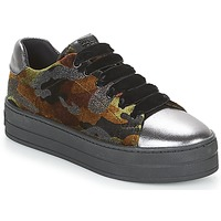 Shoes Women Low top trainers Bullboxer TECHA Brown