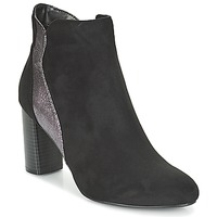 Shoes Women Ankle boots Moony Mood JERDA Black