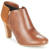 Shoes Women Low boots Moony Mood FADI Camel