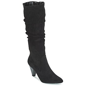 Shoes Women Boots Moony Mood JULMA Black
