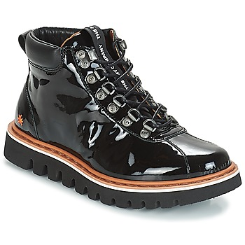 Shoes Women Mid boots Art TORONTO Black