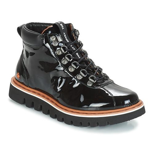 Shoes Women Mid boots Art TORONTO Black