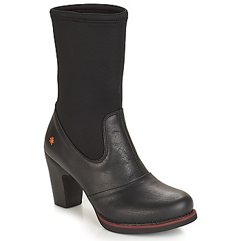 Shoes Women Boots Art GRAN VIA Black