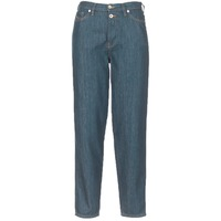 material Women straight jeans Diesel ALYS Blue / 084ur