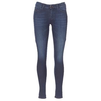 material Women Skinny jeans Diesel SLANDY Blue / 681g