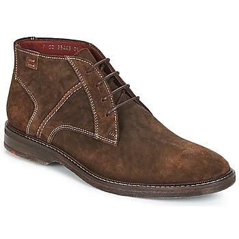 Shoes Men Mid boots Lloyd DALBERT Brown