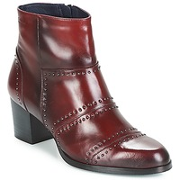 Shoes Women Ankle boots Dorking ZUMA Bordeau