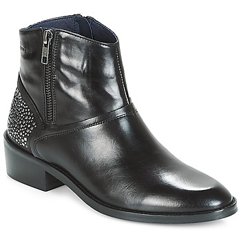 Shoes Women Mid boots Dorking CELINE Black