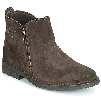 Shoes Men Mid boots Fluchos ANIBAL Brown