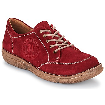 Shoes Women Derby shoes Josef Seibel Neele 02 Red