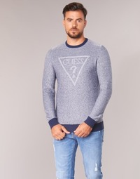 material Men jumpers Guess TAMAC Blue