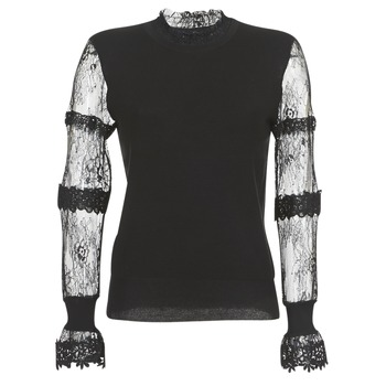 material Women jumpers Derhy MARIONETTE Black