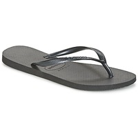 Shoes Women Flip flops Havaianas SLIM Black