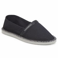 Shoes Espadrilles Havaianas ORIGINE Black