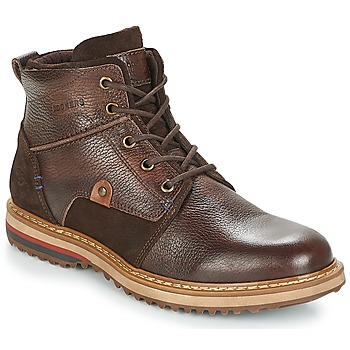 Shoes Men Mid boots Dockers by Gerli PREAT Brown