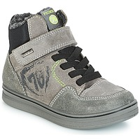 Shoes Boy High top trainers Primigi AYGO GORE-TEX Grey