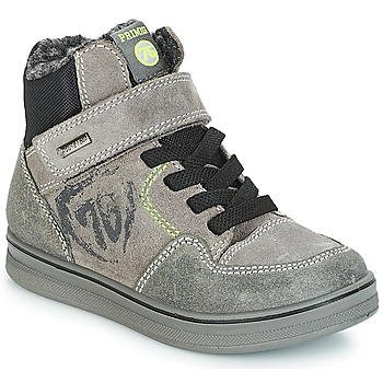 Shoes Boy High top trainers Primigi (enfant) AYGO GORE-TEX Grey